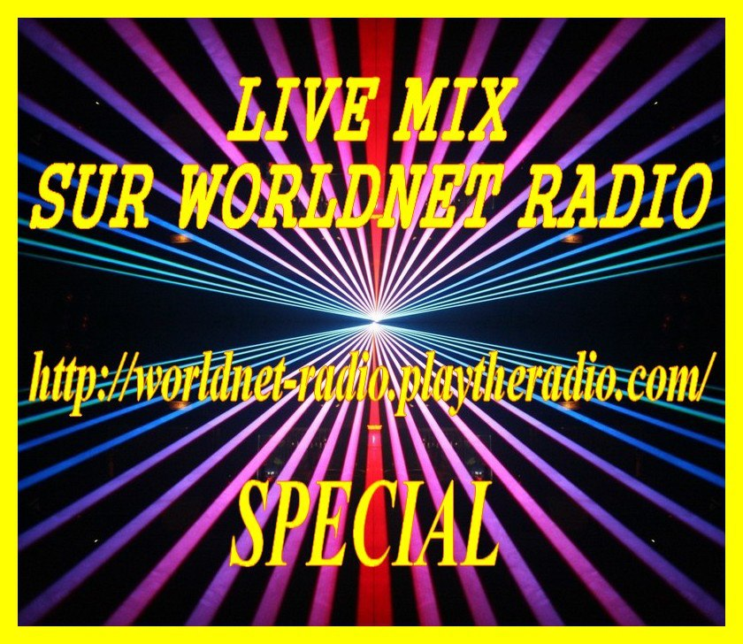 Live Mix Worldnet Radio