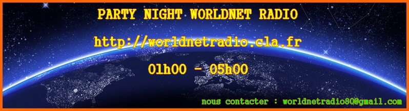Party Night Worldnet Radio
